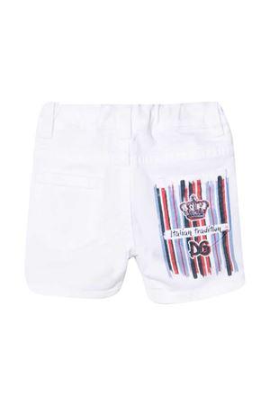 Shorts bianchi in denim Dolce & Gabbana Kids Dolce & Gabbana kids | 5 | L12Q36LY044W0800