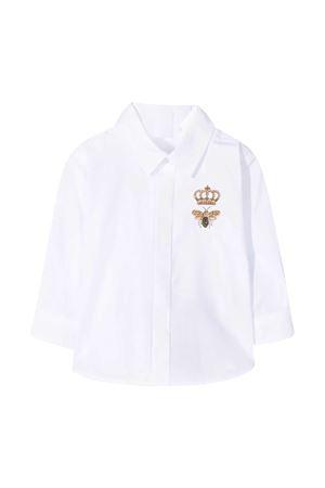 Camicia bianca Dolce & Gabbana Kids Dolce & Gabbana kids | 5032334 | L13S14G7YFMW0800