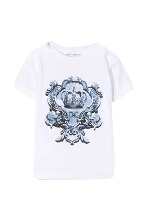 White Dolce & Gabbana Kids t-shirt  Dolce & Gabbana kids | 8 | L1JT6MG7YBKHW2IQ