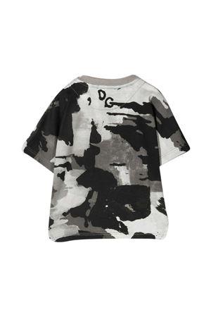 T-shirt camouflage Dolce & Gabbana Kids Dolce & Gabbana kids | 8 | L1JTCNHS7E2HH2QF