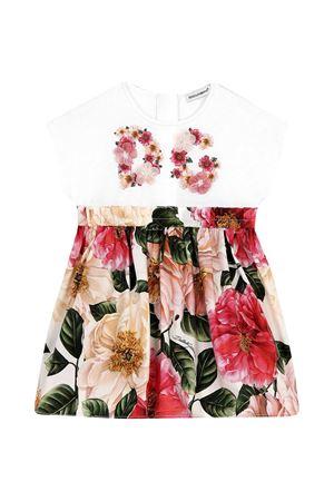Abito floreale neonata Dolce & Gabbana Kids Dolce & Gabbana kids | 11 | L2JD1RG7YFAHA2AI