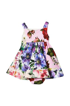 Abito floreale neonata Dolce & Gabbana Kids Dolce & Gabbana kids | 11 | L2JD2PG7YRDS9000