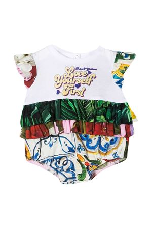 Pagliaccetto fantasia Dolce & Gabbana Kids Dolce & Gabbana kids | -1617276553 | L2JOU0G7YQRS9000