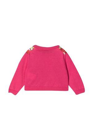 Cardigan fucsia Dolce & Gabbana Kids Dolce & Gabbana kids | 39 | L2KWD5JACJVS9000
