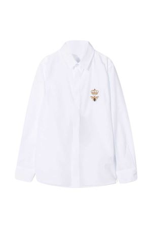 Dolce & Gabbana Kids white shirt Dolce & Gabbana kids | 6 | L43S14G7YFMW0800