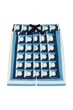Dolce & Gabbana Kids blue bermuda shorts Dolce & Gabbana kids | 5 | L4JQH0G7WRRHT2CA