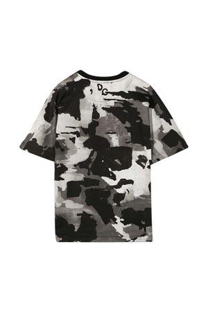 T-shirt Dolce & Gabbana Kids camouflage  Dolce & Gabbana kids | 8 | L4JTCNHS7E2HH2QF