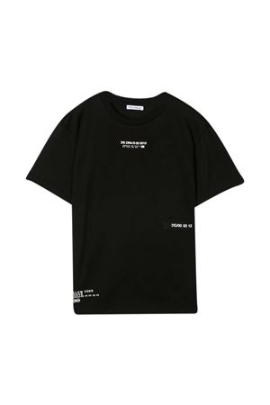 Black t-shirt Dolce & Gabbana Kids Dolce & Gabbana kids | 8 | L4JTCWG7YGVN0000