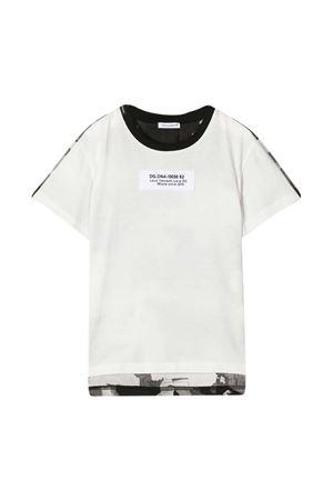 White Dolce & Gabbana Kids t-shirt  Dolce & Gabbana kids | 8 | L4JTDAG7YKQS9000