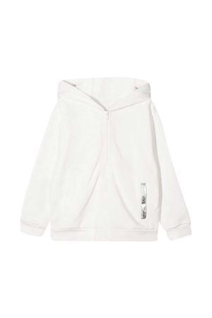 Felpa bianca Dolce & Gabbana Kids Dolce & Gabbana kids | 5032280 | L4JWADG7YKOW0111