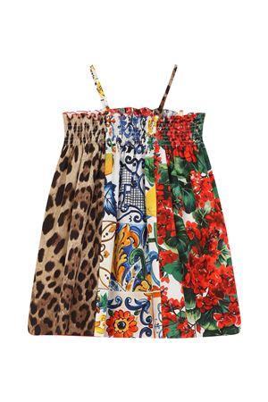 Felpa a righe Dolce & Gabbana Kids Dolce & Gabbana kids   11   L52DS6G7YQIS9000