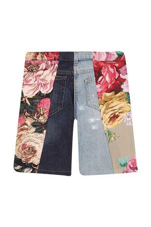 Shorts in denim Dolce & Gabbana Kids Dolce & Gabbana kids | 9 | L52F25G7YPQS9000