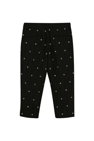 Pantaloni neri Dolce & Gabbana Kids Dolce & Gabbana kids | 9 | L52P95LR132S8051