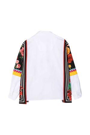 Camicia bianca Dolce & Gabbana kids Dolce & Gabbana kids | 5032334 | L55S17G7YQVS9000