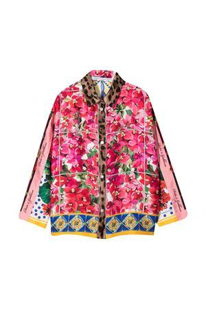 Camicia fantasia Dolce & Gabbana kids Dolce & Gabbana kids | 5032334 | L55S18G7YSFS9000