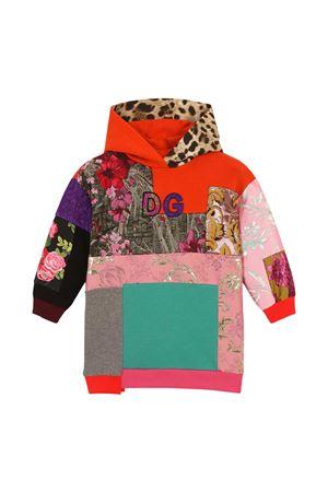 Abito felpa Dolce & Gabbana Kids Dolce & Gabbana kids | 11 | L5JD2MG7YPVS9000
