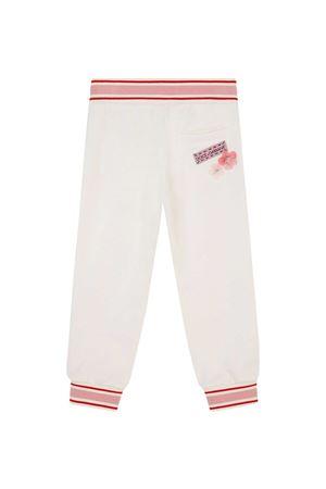 Pantaloni panna Dolce & Gabbana Kids Dolce & Gabbana kids | 9 | L5JP4AG7YFBHA2AI
