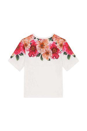 T-shirt a fiori Dolce & Gabbana Kids Dolce & Gabbana kids | 8 | L5JTAZG7WTMHA2AI
