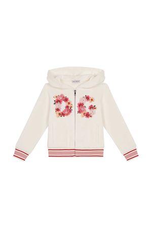 Felpa bianca Dolce & Gabbana Kids Dolce & Gabbana kids | 5032280 | L5JWP1G7YFBHA2AI