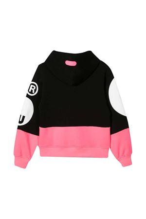 GCDS kids two-tone teen sweatshirt  GCDS KIDS | -108764232 | 027613FL110/27T