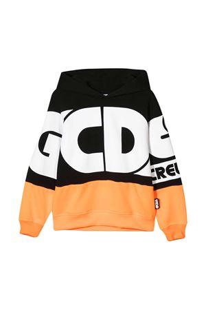Two-tone GCDS kids sweatshirt  GCDS KIDS | -108764232 | 027613FL110/51