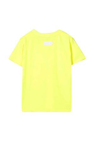 GCDS kids fluo yellow teen t-shirt GCDS KIDS | 8 | 027614FL023T
