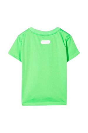 T-shirt verde fluo GCDS kids GCDS KIDS | 8 | 027614FL169