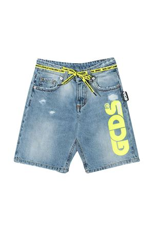 Gcds Kids teen denim shorts  GCDS KIDS | 30 | 027632200T