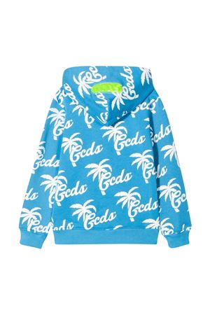 Light blue GCDS kids sweatshirt  GCDS KIDS | -108764232 | 027641919
