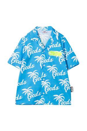 Camicia azzurra teen Gcds Kids GCDS KIDS | 6 | 027642919T