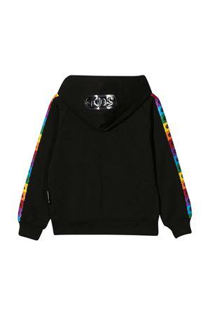 Black teen Gcds Kids sweatshirt  GCDS KIDS | -108764232 | 027646110T