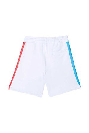 Pantaloncini con dettaglio a righe Gcds kids GCDS KIDS | 30 | 027654001