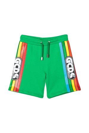 Sports shorts with Gcds kids press GCDS KIDS | 30 | 027654080