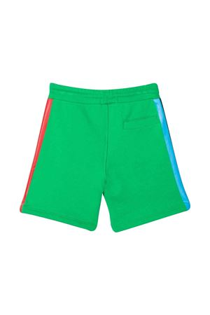 Shorts teen sportivi con stampa Gcds kids GCDS KIDS | 30 | 027654080T