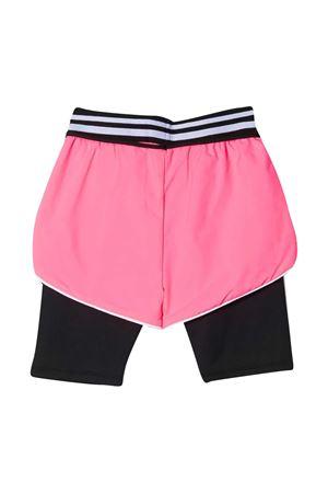 Shorts teen con design color-block Gcds kids GCDS KIDS | 30 | 027664200T