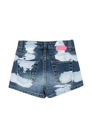 GCDS kids denim shorts  GCDS KIDS   30   027665200