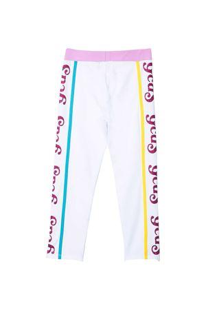Diadora kids white teen leggings  GCDS KIDS | 411469946 | 027671001T