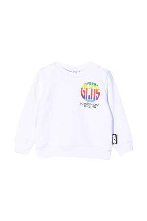 Felpa bianca GCDS Kids GCDS KIDS | 7 | 027958001