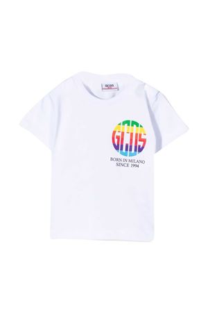 T-shirt bianca GCDS Kids GCDS KIDS | 8 | 027959001