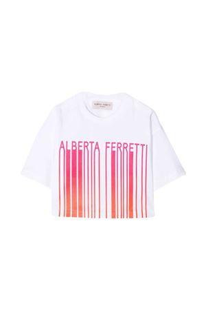 T-shirt con stampa Alberta Ferretti Kids Alberta ferretti kids | 8 | 027437002