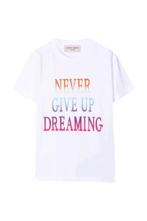 T-shirt with Alberta Ferretti kids print Alberta ferretti kids | 8 | 027809002
