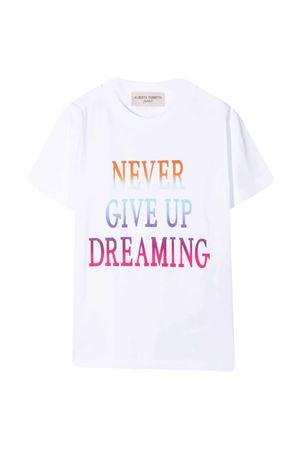 Teen t-shirt with Alberta Ferretti kids press Alberta ferretti kids | 8 | 027809002T