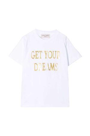 Alberta Ferretti kids teen white t-shirt  Alberta ferretti kids | 8 | 027837002T