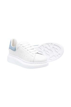 White sneakers Alexander McQueen Kids Alexander McQUEEN | 12 | 587691WHX129048