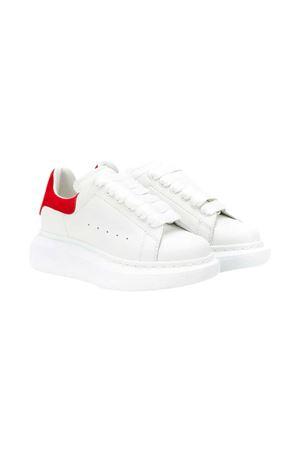 Alexander McQueen Kids white sneakers Alexander McQUEEN | 12 | 587691WHX129676
