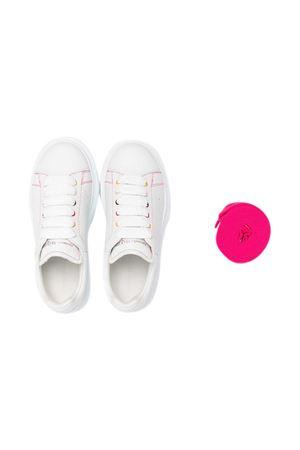 White sneakers Alexander McQueen Kids Alexander McQUEEN | 12 | 587691WHX1Q9466