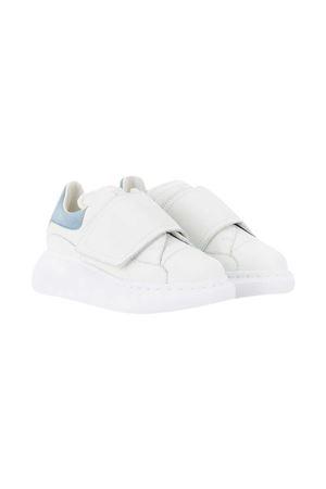 Sneakers bianche Alexander McQueen Kids  Alexander McQUEEN | 12 | 587693WHX129048