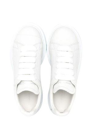 Sneakers bianche Alexander McQueen kids Alexander McQUEEN | 12 | 650859WHX1N9061