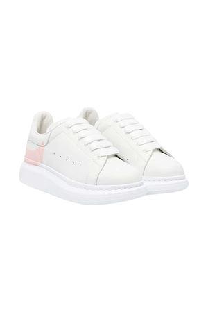 Sneakers bianche Alexander McQueen kids Alexander McQUEEN | 12 | 650859WHX1N9648