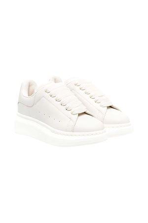 Sneakers bianche Alexander McQueen kids Alexander McQUEEN | 12 | 650862WHZZ09366